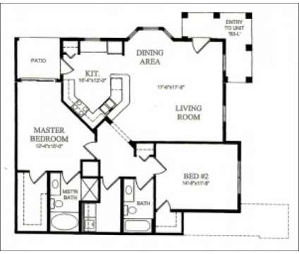 2 Beds - The Ridge at Duncan Meadows at 6 H Ridgeway Ln in Troy NY is a Apartment