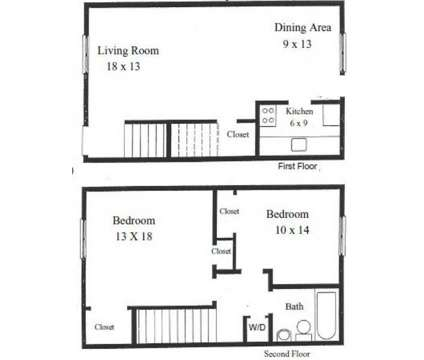 2 Beds - Village West at 1971 Lilac Lane in Aurora IL is a Apartment