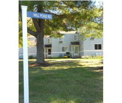 2 Beds - Mill Pond Village at 59 Mill Pond Road in Broad Brook CT is a Apartment