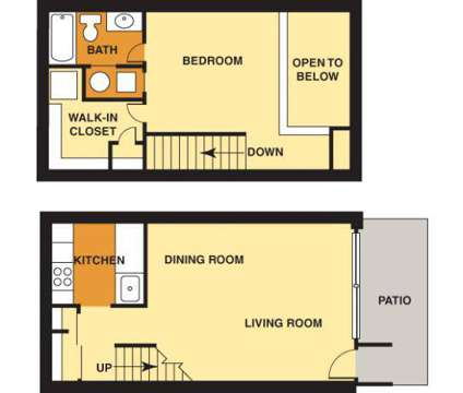 1 Bed - Payne Hill Townhomes at 511 Payne Hill Rd in Jefferson Hills PA is a Apartment
