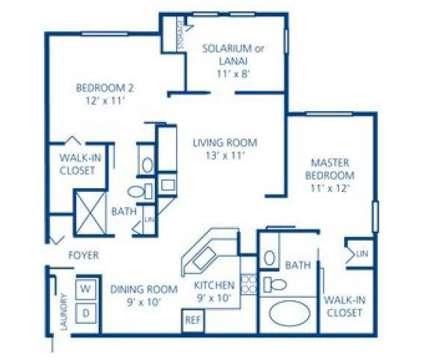 2 Beds - Via Lugano at 1400 Via Lugano Cir in Boynton Beach FL is a Apartment