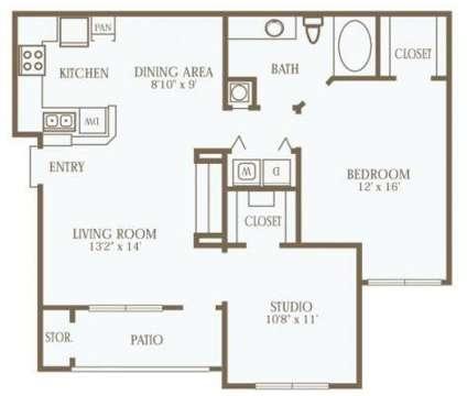 3 Beds - The Park on Bluebonnet at 8008 Bluebonnet Boulevard in Baton Rouge LA is a Apartment