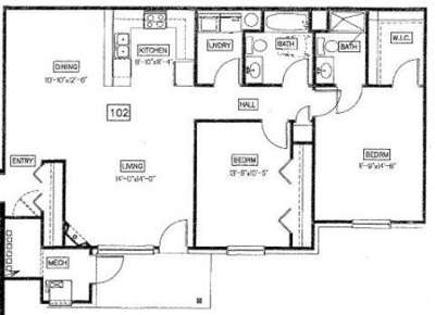 2 Beds - Southwind Prairie