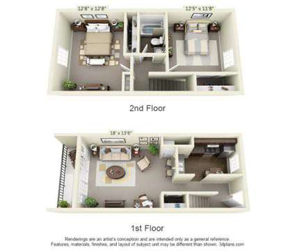2 Beds - Jamestown at St. Matthews at 902 Markham Ln in Louisville KY is a Apartment