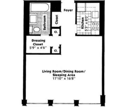 Studio - Sphere at 1801 East 12th St in Cleveland OH is a Apartment