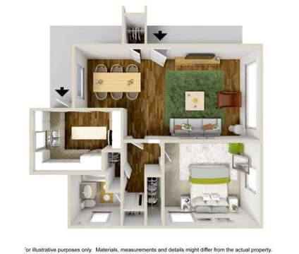 1 Bed - Gloria Homes at 4928 W Martin Luther King Jr. in Los Angeles CA is a Apartment