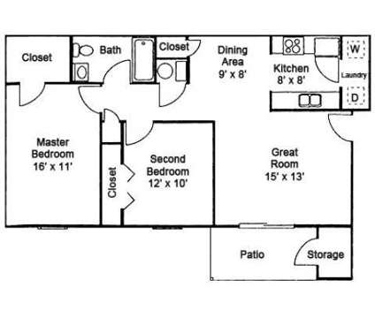2 Beds - Shaker Square at 2375 Shaker Ln in Lebanon IN is a Apartment