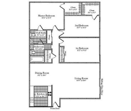 3 Beds - Florence Apartments at 24 Alan Court in Florence KY is a Apartment