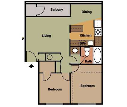 2 Beds - Aria on the River at 737 Stilson Rd in Boise ID is a Apartment