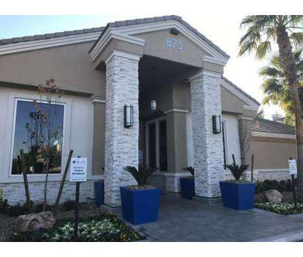 2 Beds - Milan Apartment Townhomes at 875 E Silverado Ranch Boulevard in Las Vegas NV is a Apartment