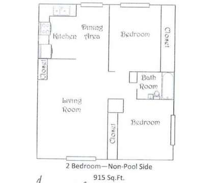 2 Beds - Westwood Village Apartments at 201 North Garden Avenue in Sierra Vista AZ is a Apartment