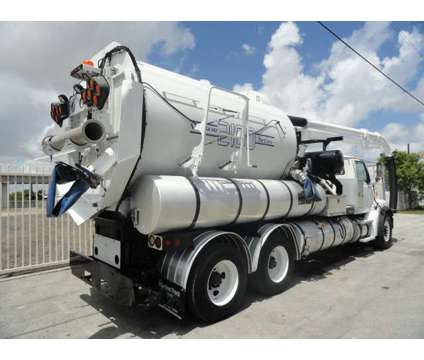 2006 Sterling LT7500 Vactor 2112 vacuum truck is a 2006 Thunder Mountain Sterling Service & Utility Truck in Miami FL