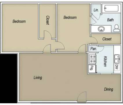 2 Beds - Reserve at White Oak at 6240 Antoine Drive in Houston TX is a Apartment