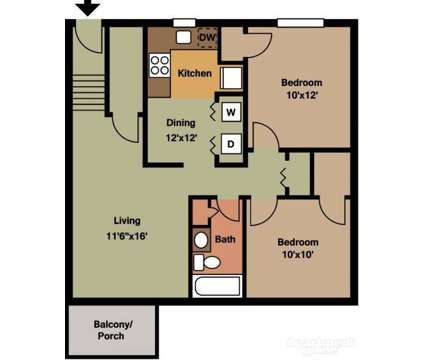 2 Beds - Mark IV at 9203 Nw 60th St in Parkville MO is a Apartment