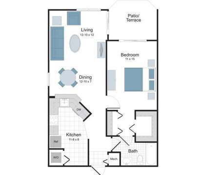 1 Bed - Blue Isle Apartments at 5100 West Sample Rd in Coconut Creek FL is a Apartment