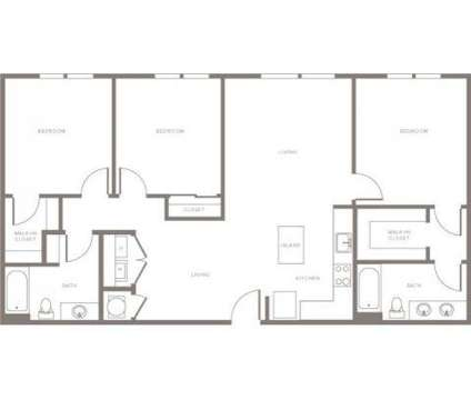 3 Beds - Modera Morningside at 1845 Piedmont Ave Ne in Atlanta GA is a Apartment