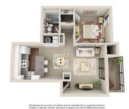 1 Bed - Cedar Ridge at 3100 Quail Creek Dr in Independence MO is a Apartment