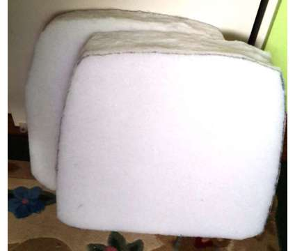 craft or needlepoint or knit pillow foam 17 X 19 X 4 2- 4-$15 is a Arts & Crafts Supplies for Sale in Sappington MO