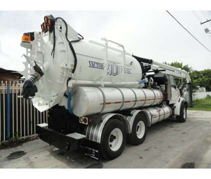1999 Sterling LT9501 Vactor 2110 VACUUM/JETTER COMBO is a 1999 Thunder Mountain Sterling Commercial Trucks & Trailer in Miami FL