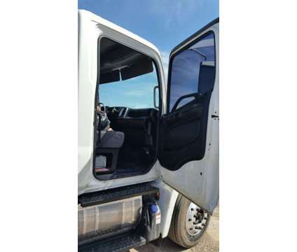 107 2012 Hino 258 ALP 21' Chevron Flatbed is a 2012 Peugeot 107 Model Auto Carrier Truck in Amarillo TX