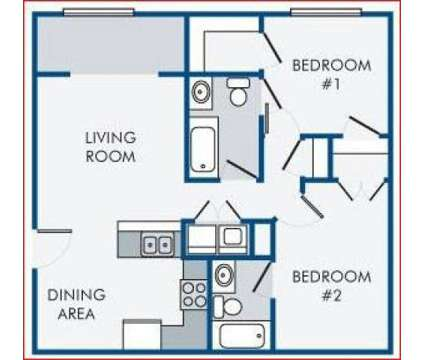 2 Beds - Wendover Ridge at 514 Coapman St in Greensboro NC is a Apartment