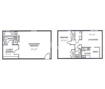 1 Bed - Double Tree Apartments at 1544 Meade Ct in Lexington KY is a Apartment