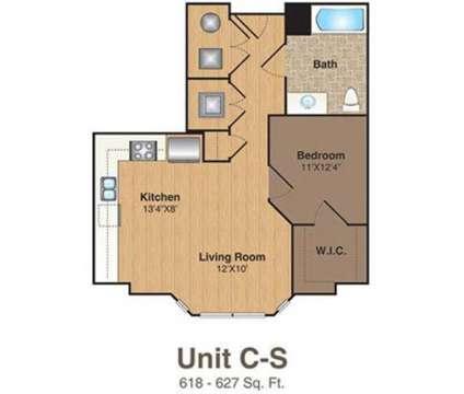 Studio - 221 Bergen Street at 221 Bergen St in Harrison NJ is a Apartment