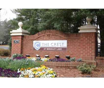 2 Beds - The Crest at Berkeley Lake at 3575 Peachtree Industrial Boulevard in Duluth GA is a Apartment