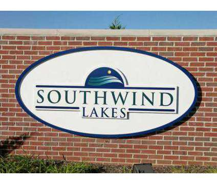 1 Bed - Southwind Lakes at 8210 Storr Dr in Memphis TN is a Apartment