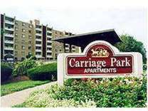 Studio - Carriage Park Apartments