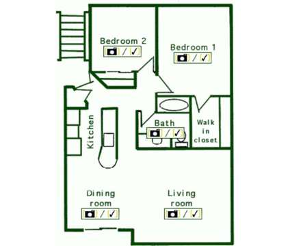 2 Beds - Cedar Park at 3003 S Perry in Spokane WA is a Apartment