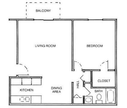 1 Bed - Aspenleaf Apartments at 3501 S Stover St in Fort Collins CO is a Apartment
