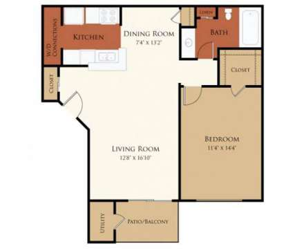 1 Bed - Huntington Woods at 200 Blakeslee St in Bristol CT is a Apartment
