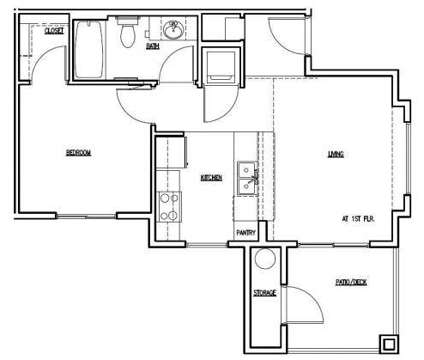 1 Bed - The Franklin at Ten Mile at 3800 W Perugia St in Meridian ID is a Apartment