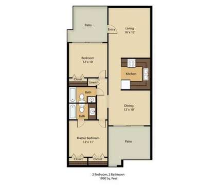 2 Beds - Silversmith Creek at 7211 Crane Ave in Jacksonville FL is a Apartment