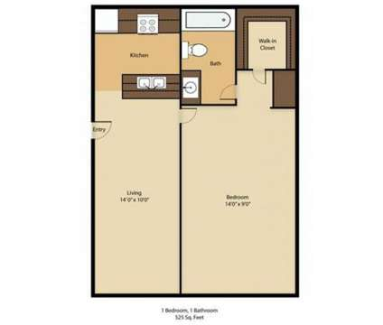 1 Bed - Lafayette Landing at 1845 Burton Dr in Austin TX is a Apartment