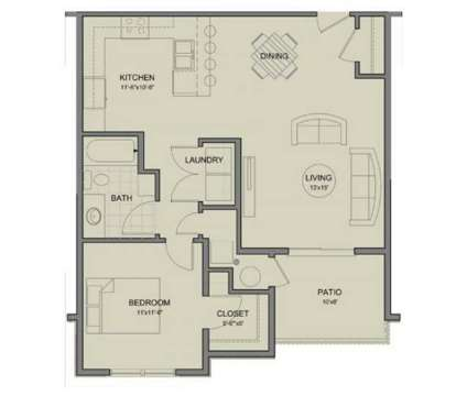 1 Bed - Stonegate Crossing at 15400 Boston Parkway in Clive IA is a Apartment