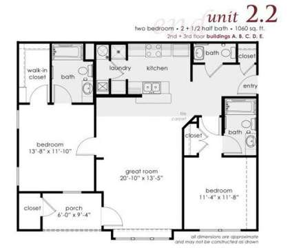 2 Beds - Tuckaway at Frontier at 546 Frontier Rd in Lawrence KS is a Apartment