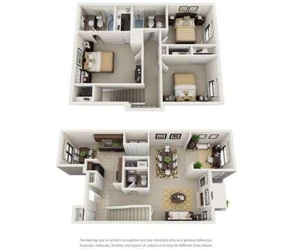 3 Beds - Ridge Crossings at 100 Tree Crossings Parkway in Hoover AL is a Apartment
