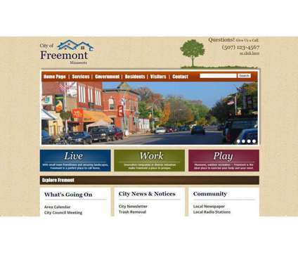 Website Design Service is a Design Services service in Worthington MN