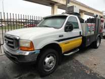 1999 Ford F550 Super Duty Fuel & Lube