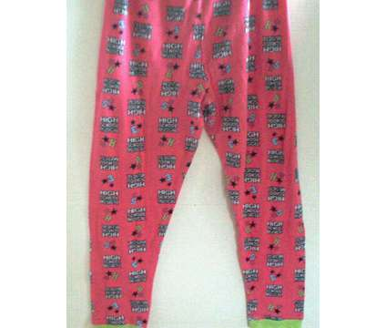 Bright Pink Girls PJ's - Disney High School Musical - Size 12 - Preowned is a Pink Kid's Clothes for Sale in Daytona Beach FL