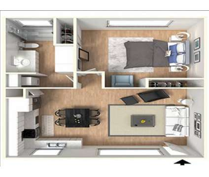 1 Bed - The Parc at Pruneyard at 225 Union Ave in Campbell CA is a Apartment