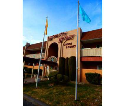 1 Bed - Monterey Manor Apt Homes at 12201 Lomas Boulevard Ne in Albuquerque NM is a Apartment