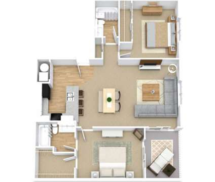 2 Beds - Alexander Pointe Apartment Homes at 2121 Burwick Ave in Orange Park FL is a Apartment