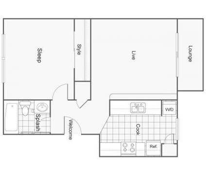 1 Bed - Vibe Apartments at 25220 109th Place Se in Kent WA is a Apartment