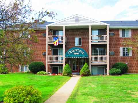 1 Bed - Shakertown Apartments