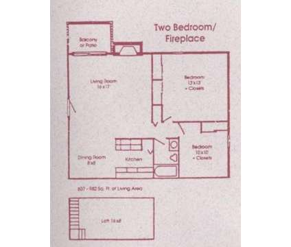 2 Beds - Shakertown Apartments | 5902 Shakertown Dr Nw #b1 Canton ...