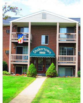 2 Beds - Shakertown Apartments