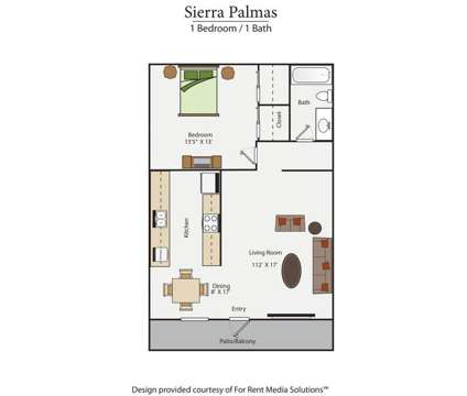 1 Bed - Montecito Villas Apartment Homes at 2400 Sierra Blvd in Sacramento CA is a Apartment
